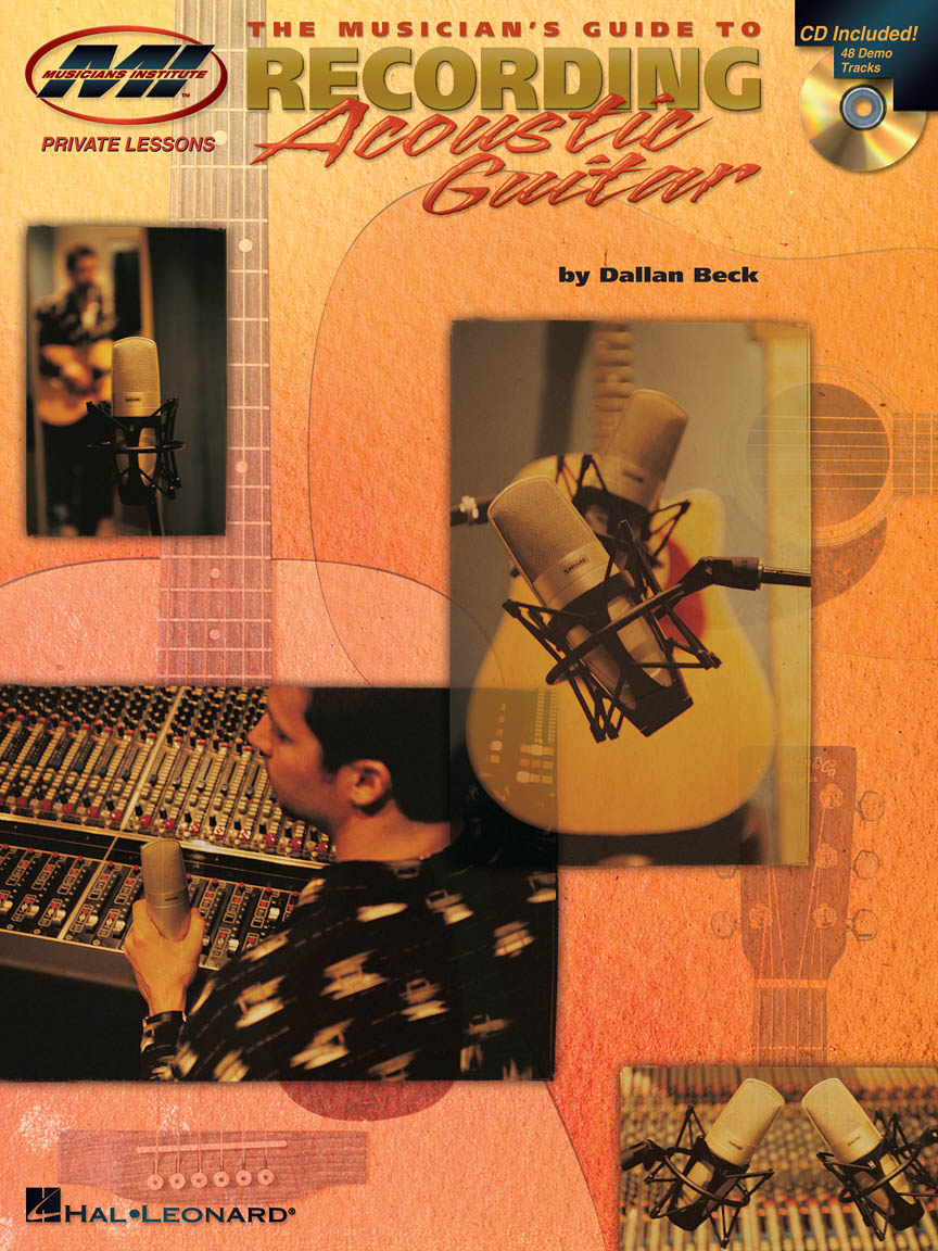 Product Cover for The Musician's Guide to Recording Acoustic Guitar
