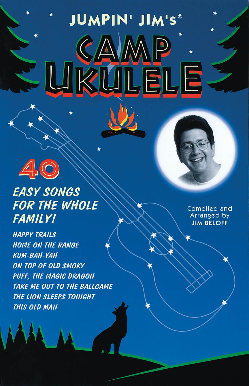 Product Cover for Jumpin' Jim's Camp Ukulele