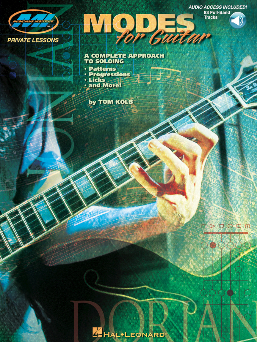 Product Cover for Modes for Guitar