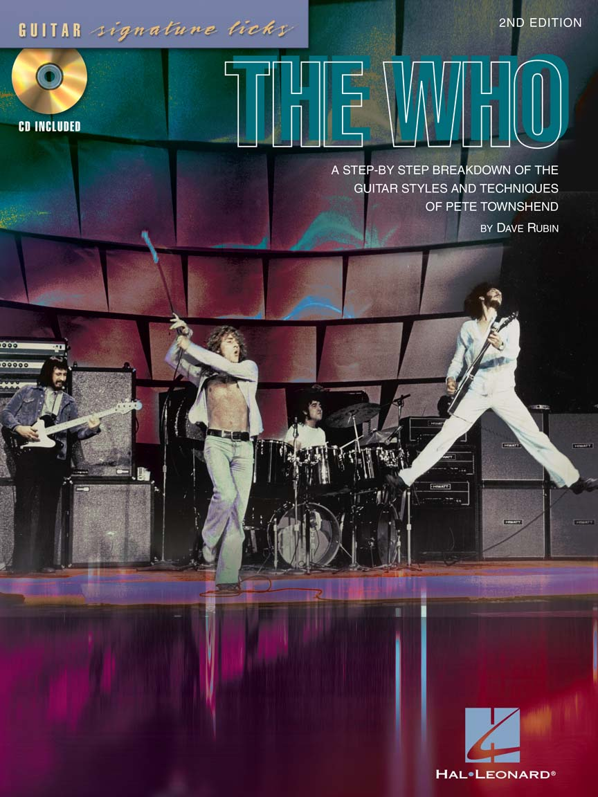 Product Cover for The Who – 2nd Edition