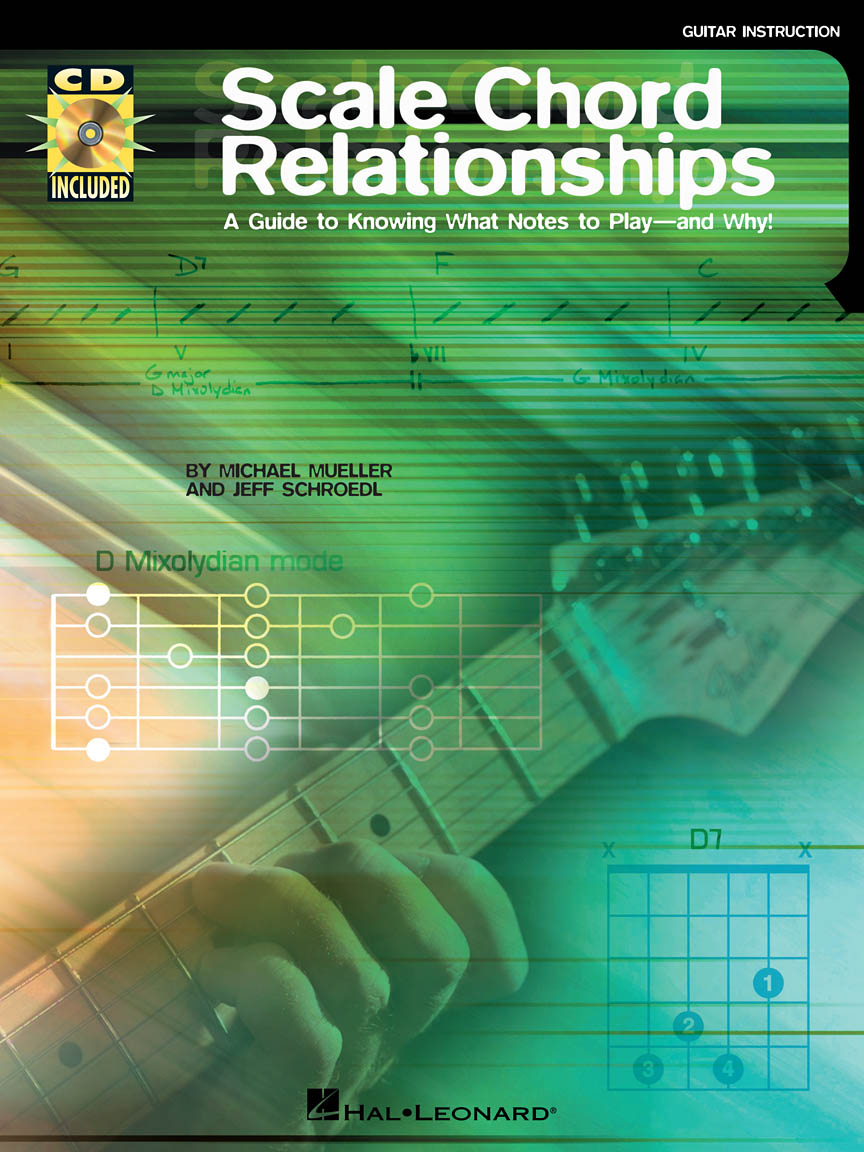Product Cover for Scale Chord Relationships