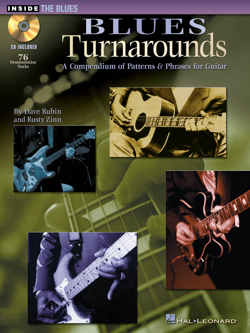 Product Cover for Blues Turnarounds