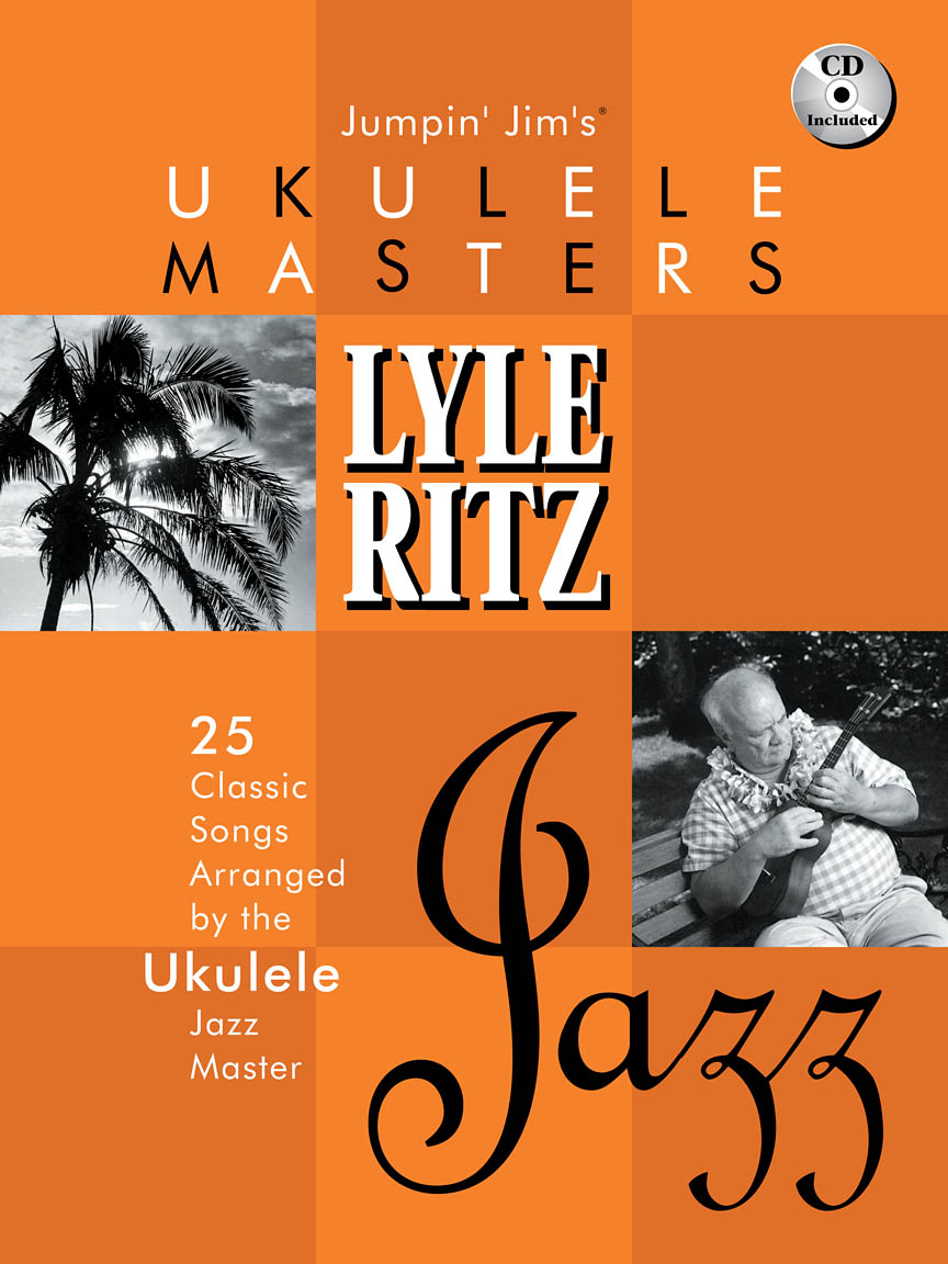 Product Cover for Jumpin' Jim's Ukulele Masters: Lyle Ritz