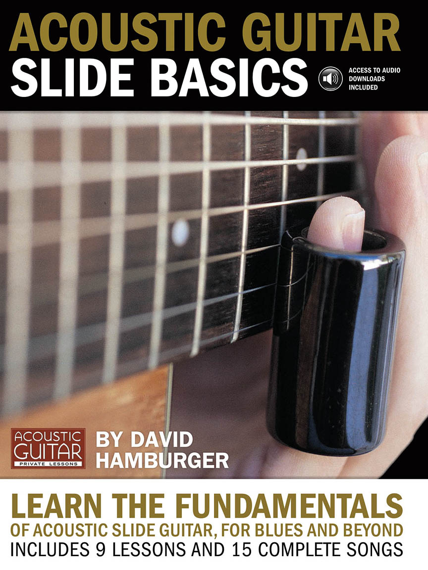 Product Cover for Acoustic Guitar Slide Basics