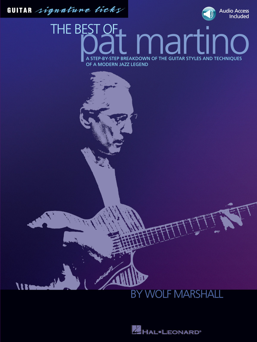 Product Cover for The Best of Pat Martino
