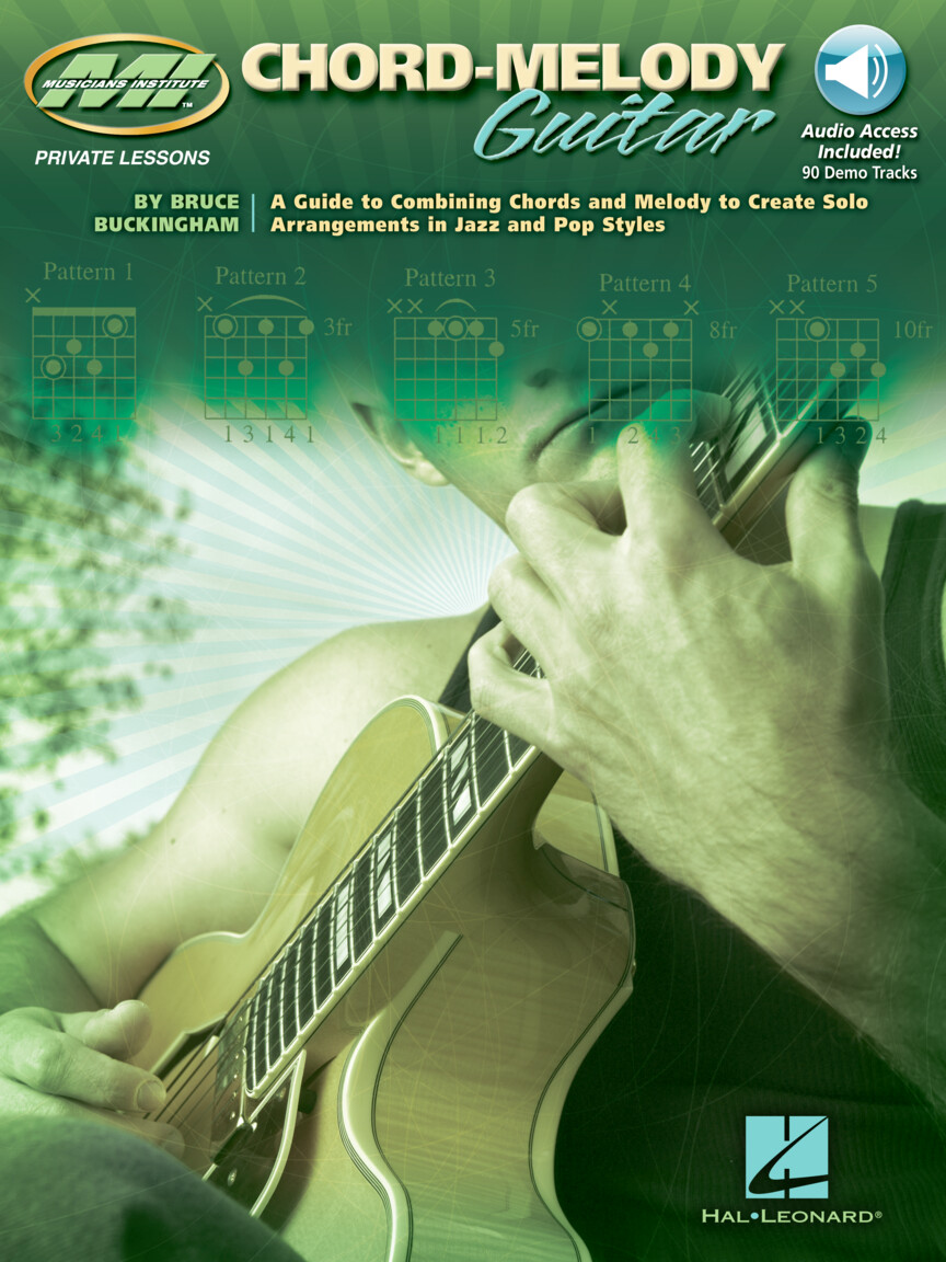 Product Cover for Chord-Melody Guitar