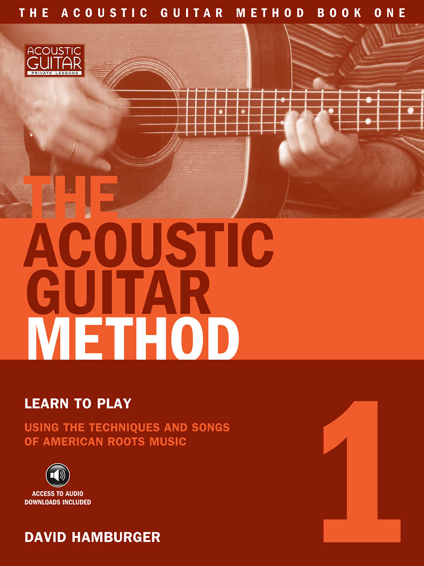 Product Cover for The Acoustic Guitar Method, Book 1