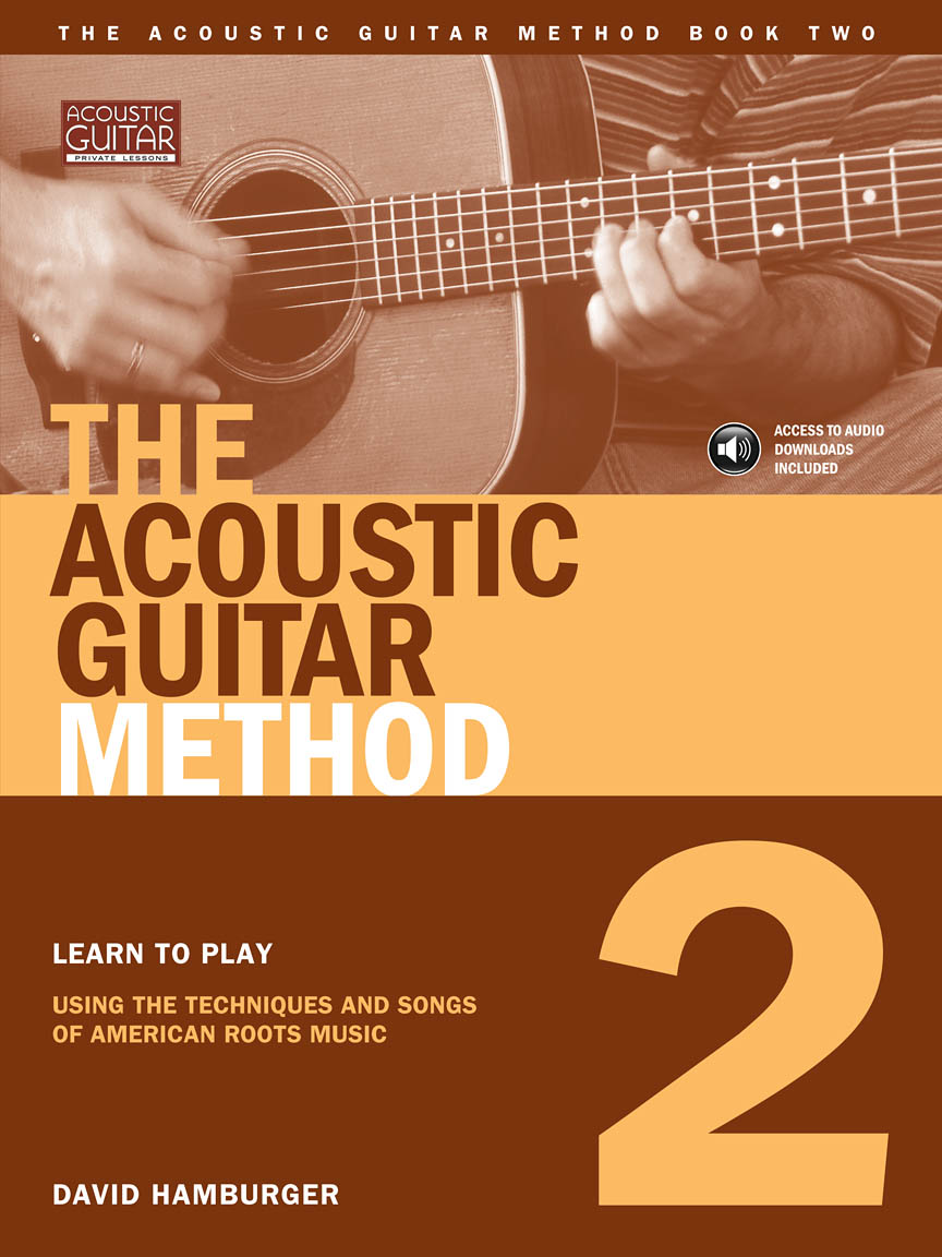Product Cover for The Acoustic Guitar Method, Book 2