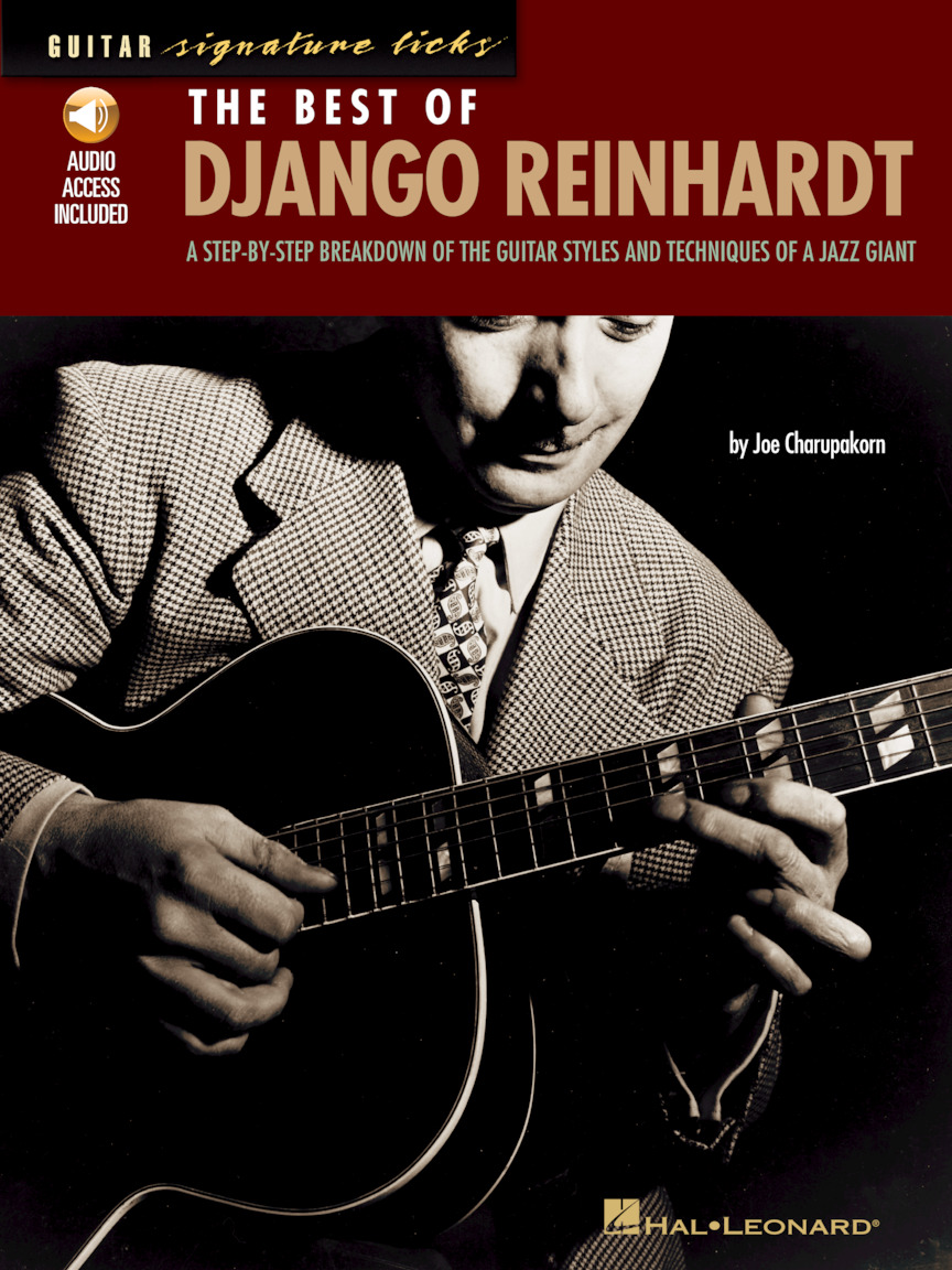 Product Cover for The Best of Django Reinhardt