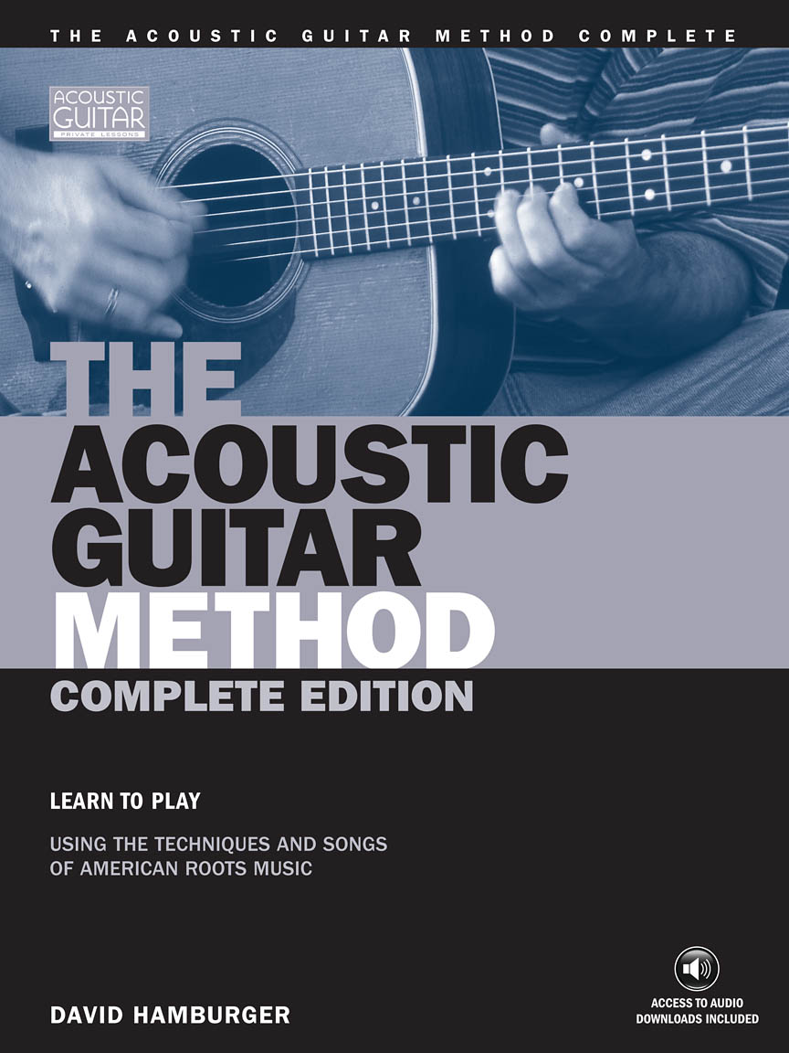 Product Cover for The Acoustic Guitar Method - Complete Edition
