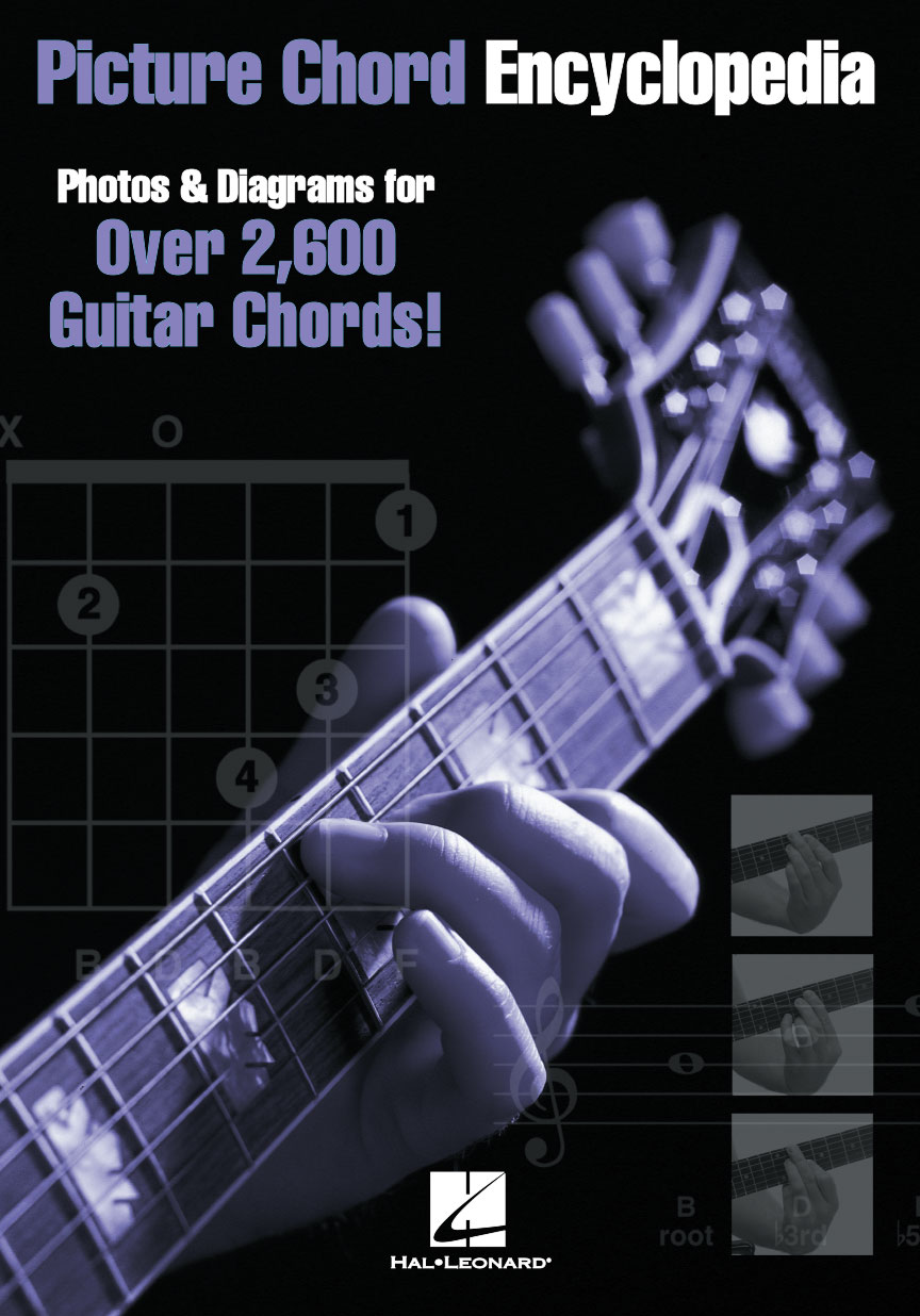 Product Cover for Picture Chord Encyclopedia