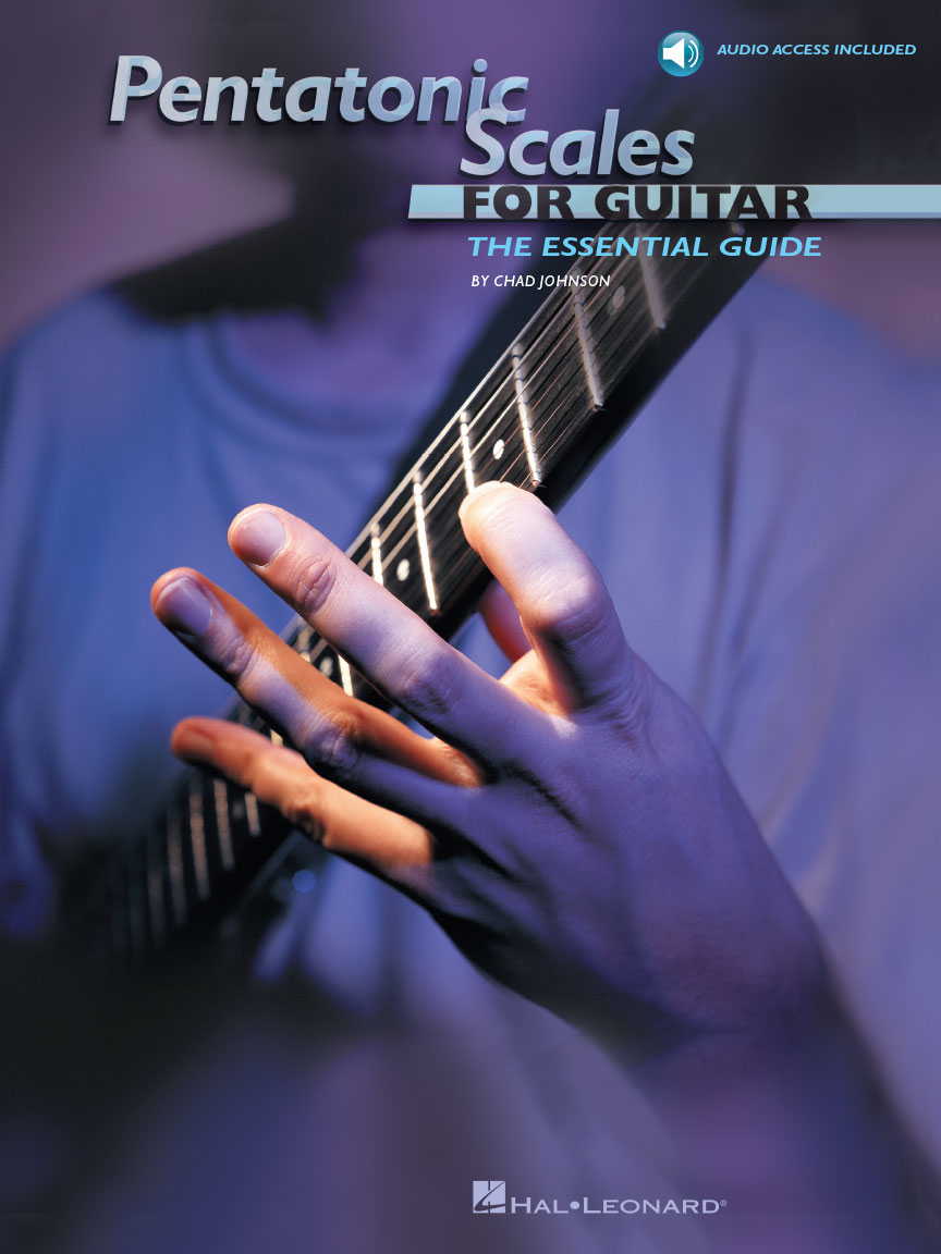 Product Cover for Pentatonic Scales for Guitar