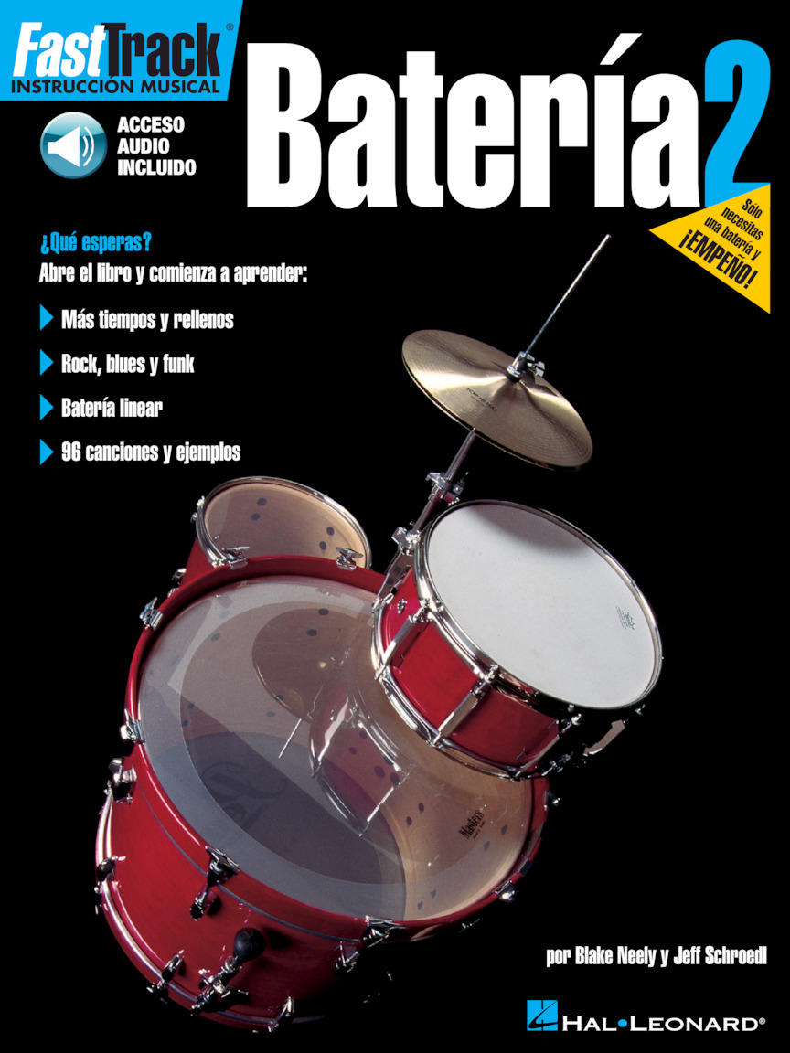 Product Cover for FastTrack Drum Method – Spanish Edition