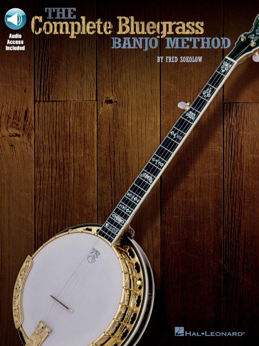 Product Cover for The Complete Bluegrass Banjo Method