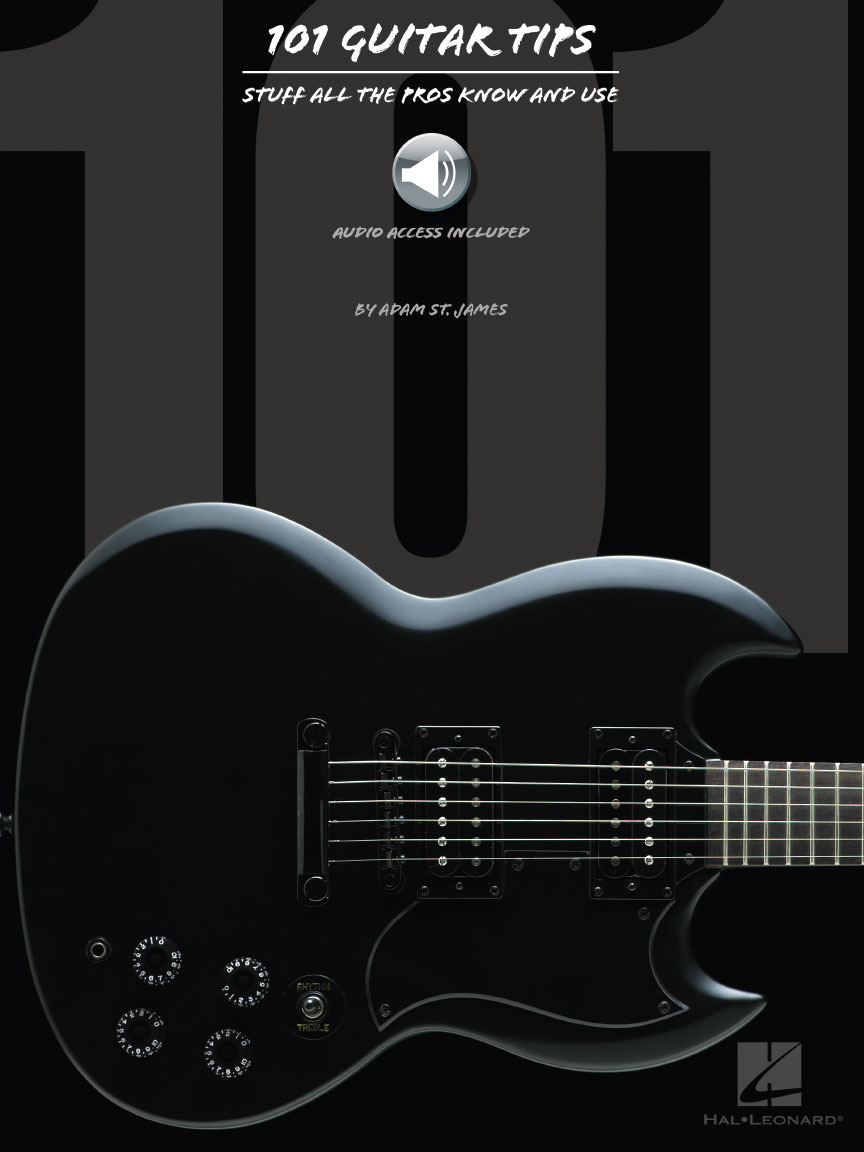 Product Cover for 101 Guitar Tips