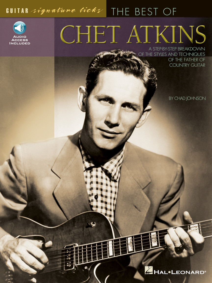 Product Cover for The Best of Chet Atkins