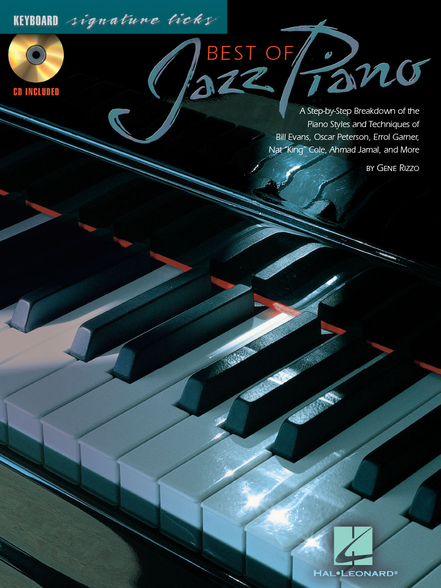 Product Cover for Best of Jazz Piano
