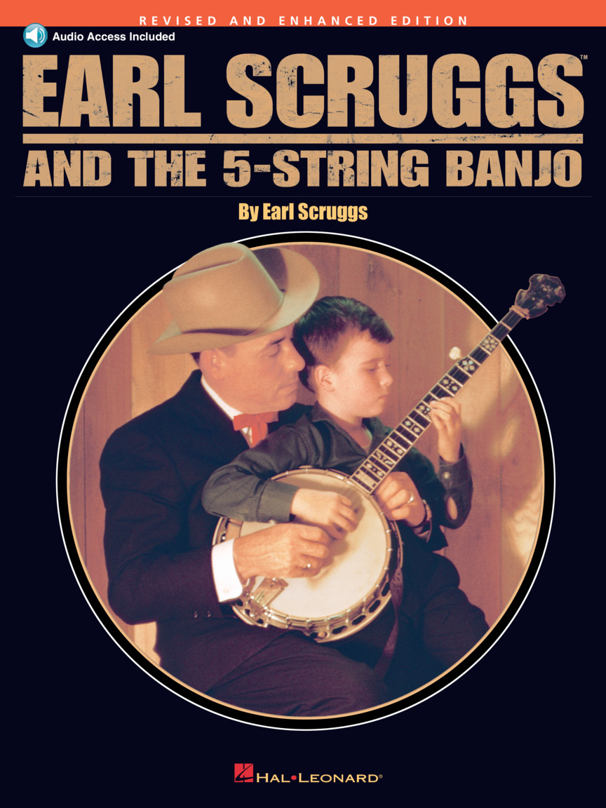 Product Cover for Earl Scruggs and the 5-String Banjo