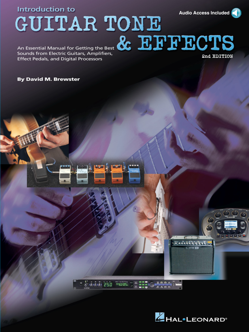 Product Cover for Introduction to Guitar Tone & Effects – 2nd Edition
