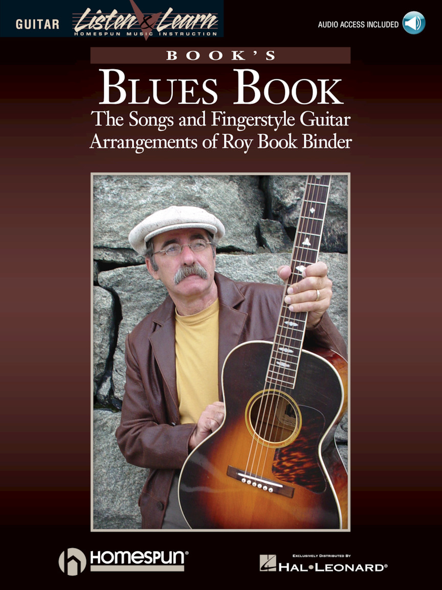 Book's Blues Book - The Songs & Fingerstyle Guitar