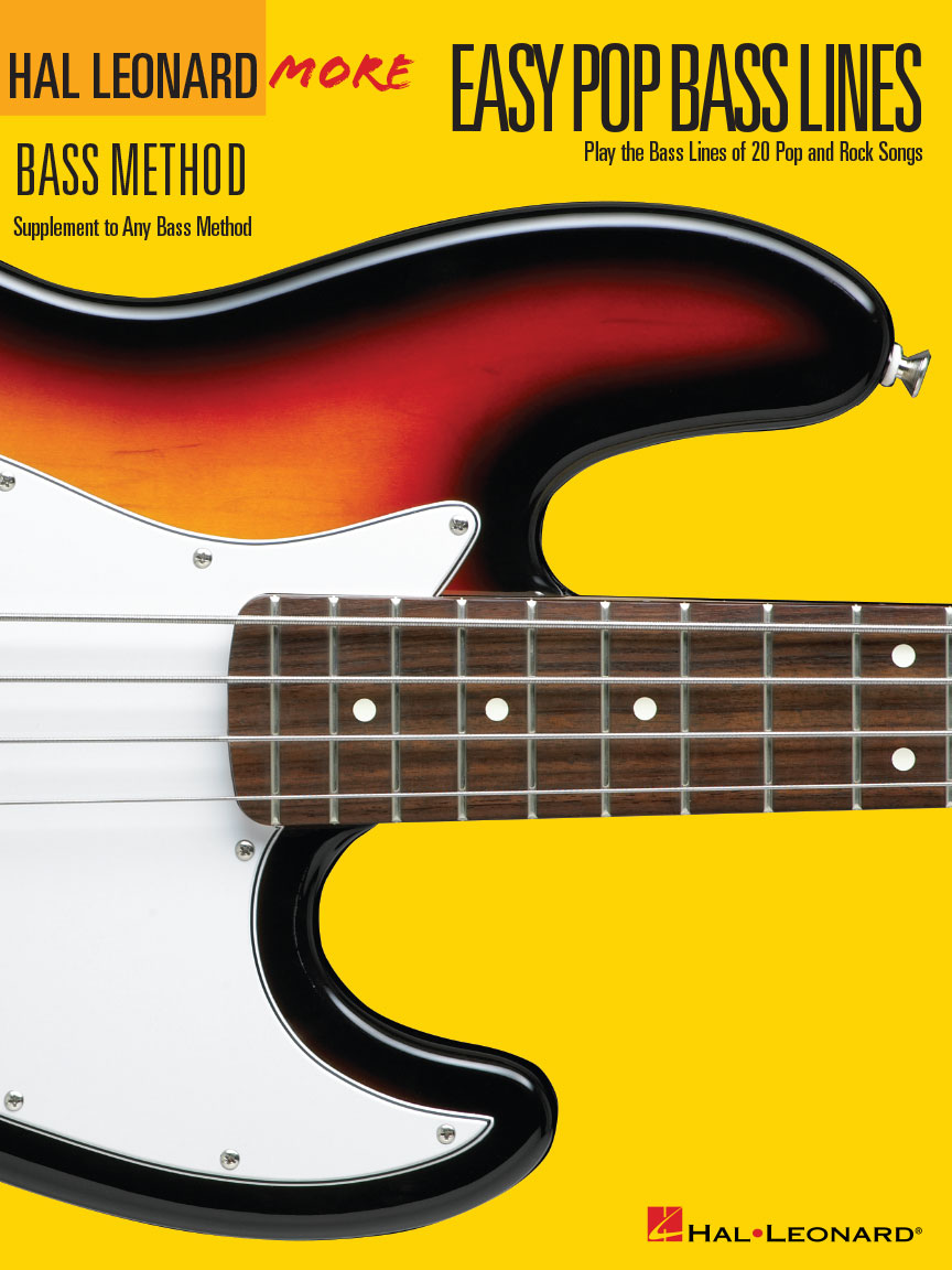 Product Cover for More Easy Pop Bass Lines