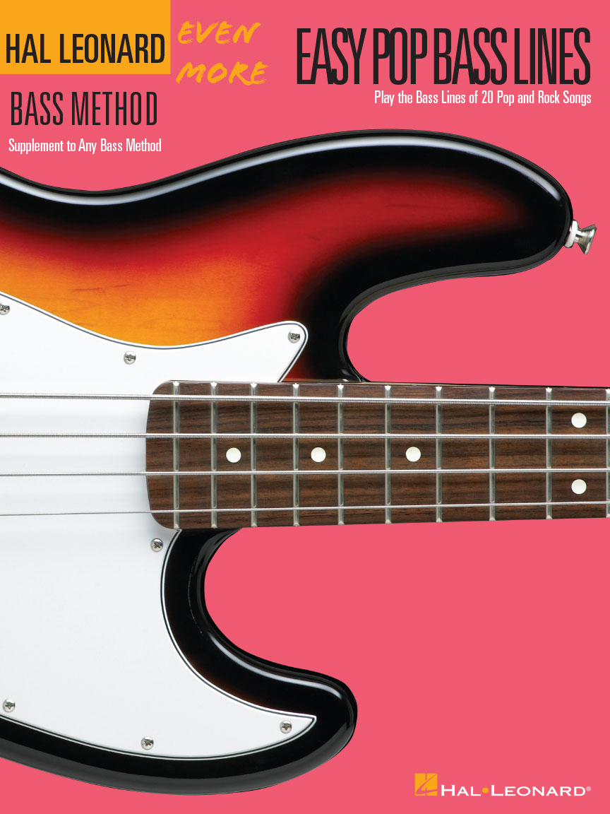 Product Cover for Even More Easy Pop Bass Lines