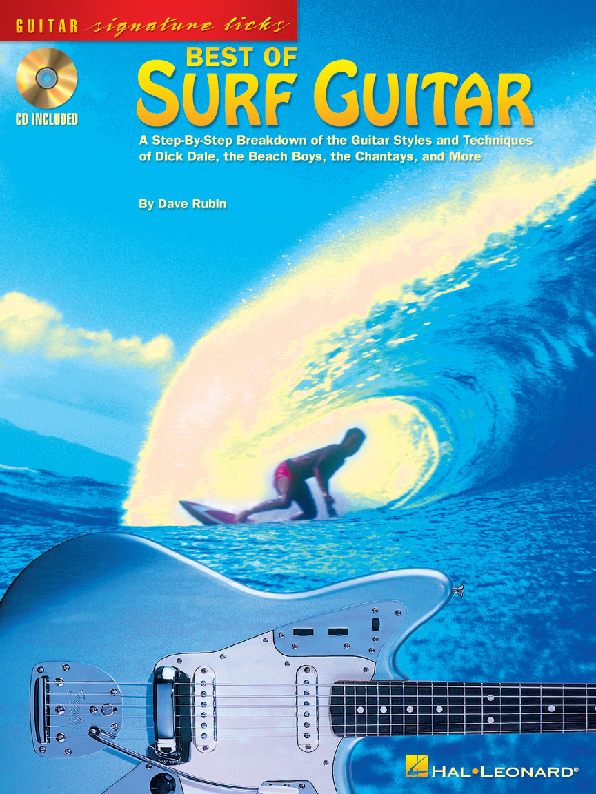 Product Cover for Best of Surf Guitar