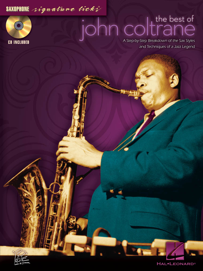 Product Cover for The Best of John Coltrane