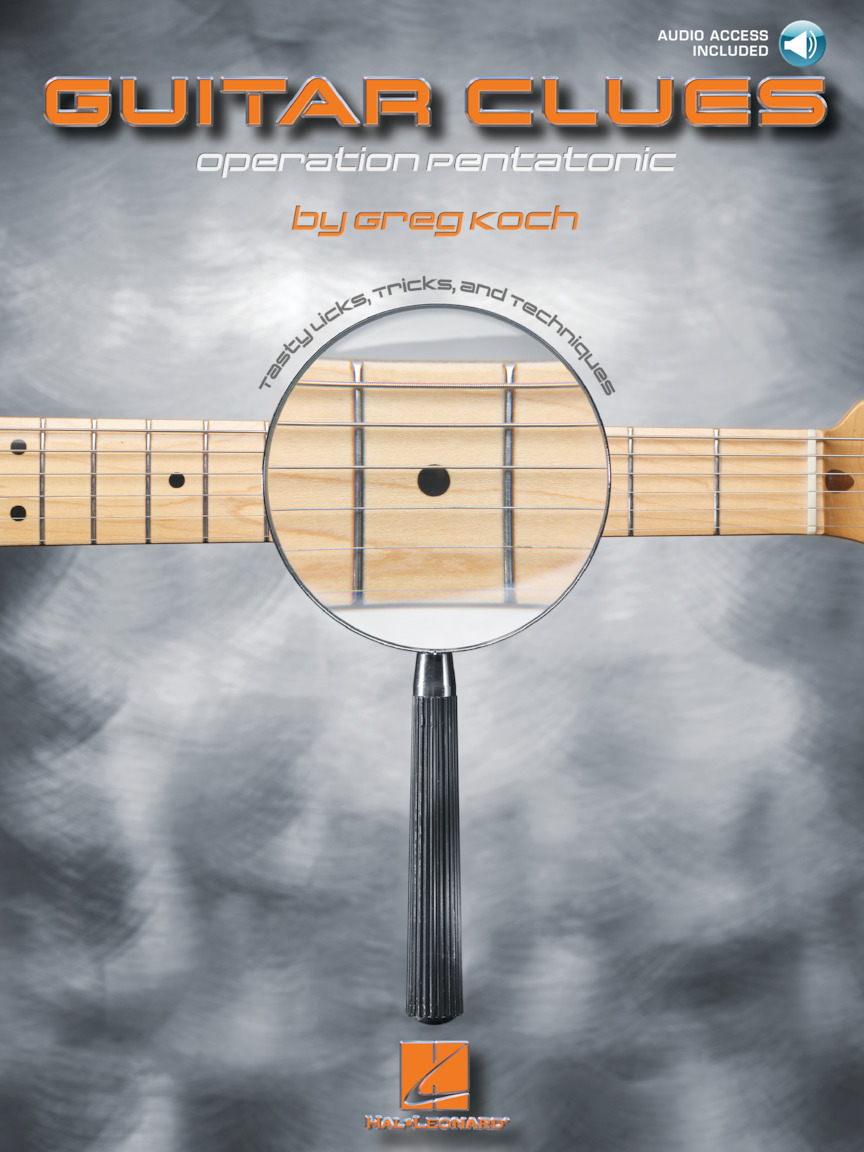 Product Cover for Guitar Clues