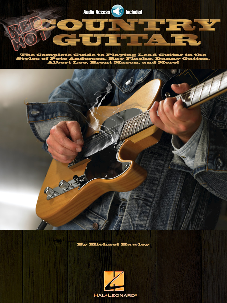 Product Cover for Red Hot Country Guitar