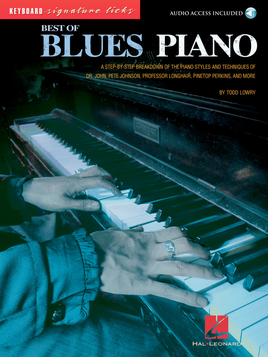 Product Cover for Best of Blues Piano