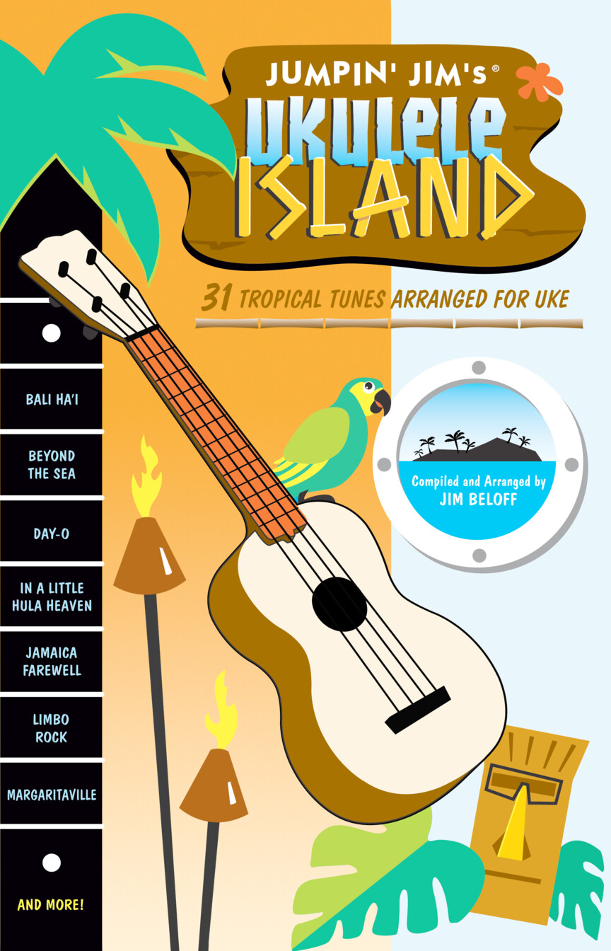 Product Cover for Jumpin' Jim's Ukulele Island