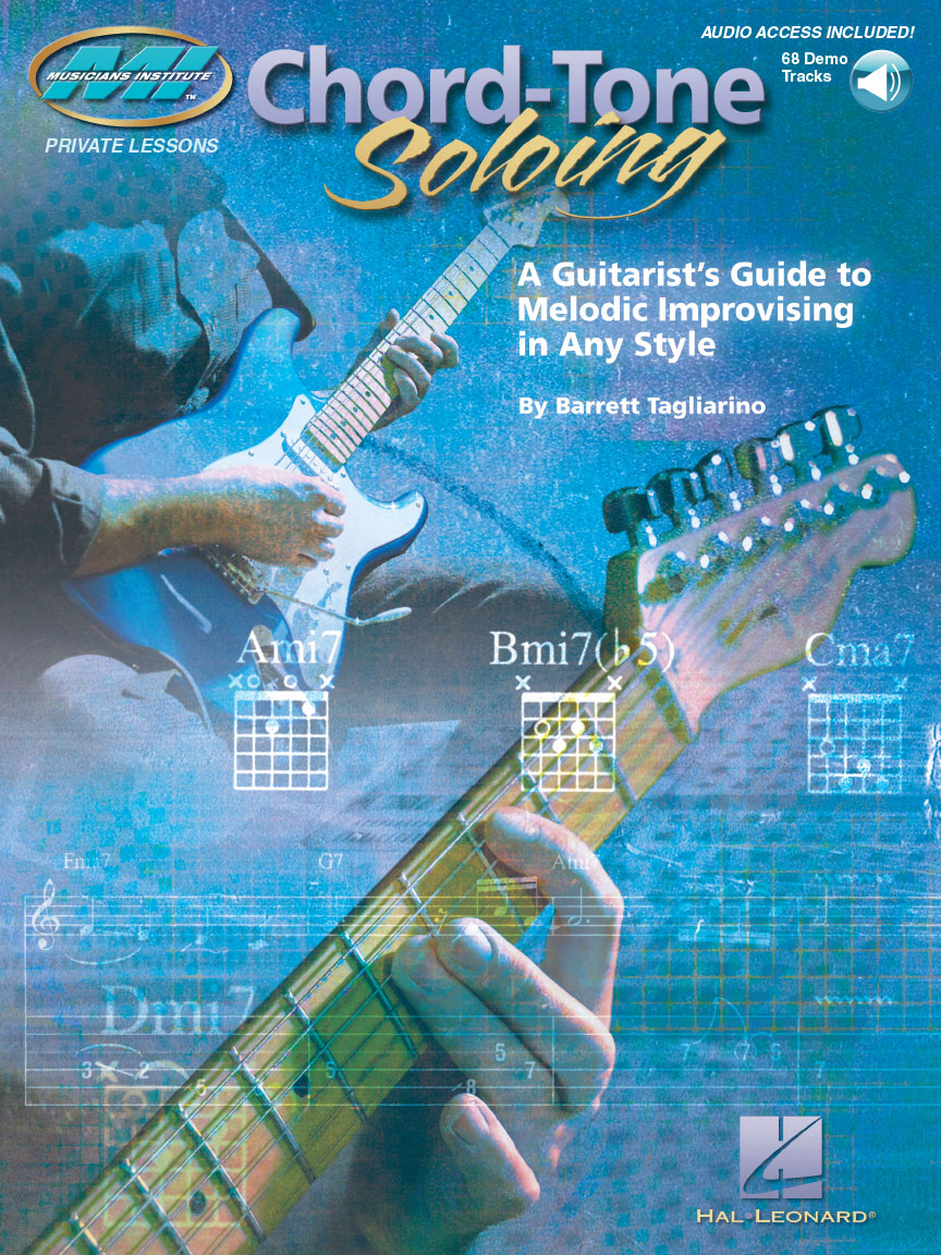 Product Cover for Chord Tone Soloing Private Lessons Series