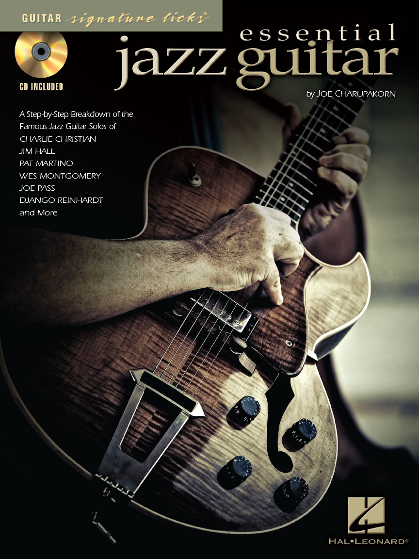 Product Cover for Essential Jazz Guitar