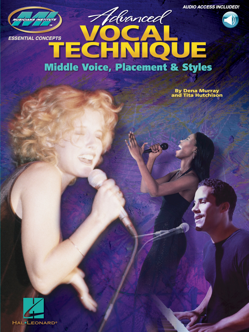 Product Cover for Advanced Vocal Technique