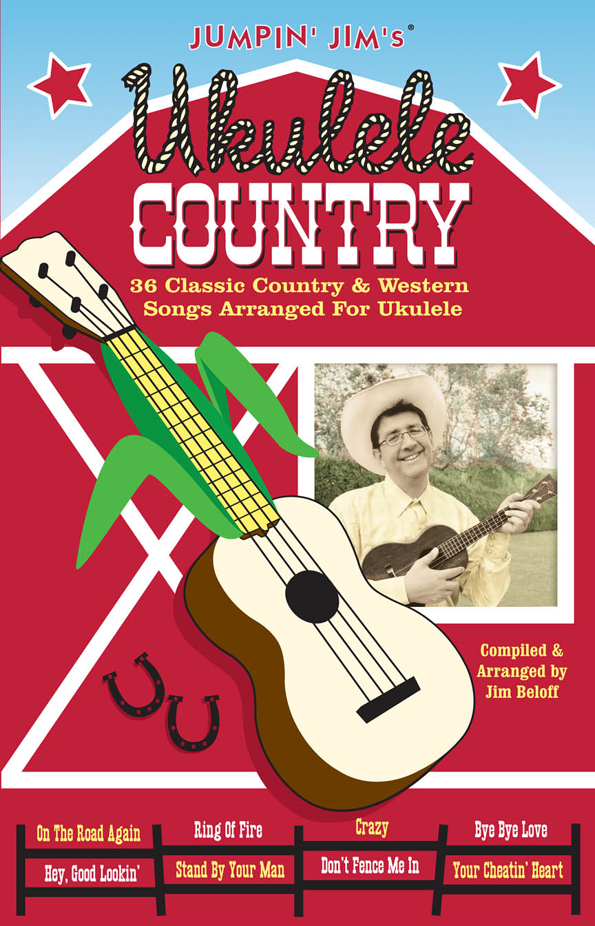 Product Cover for Jumpin' Jim's Ukulele Country