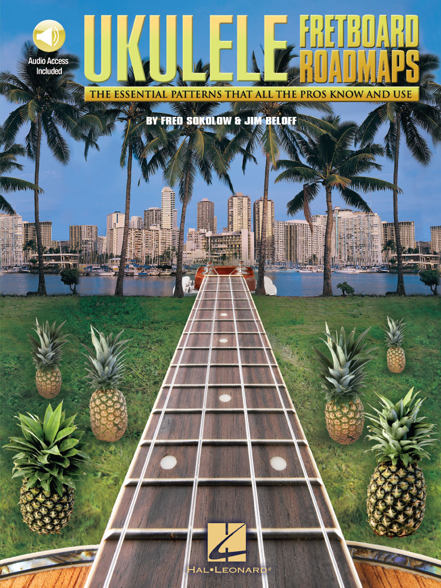 Product Cover for Fretboard Roadmaps – Ukulele