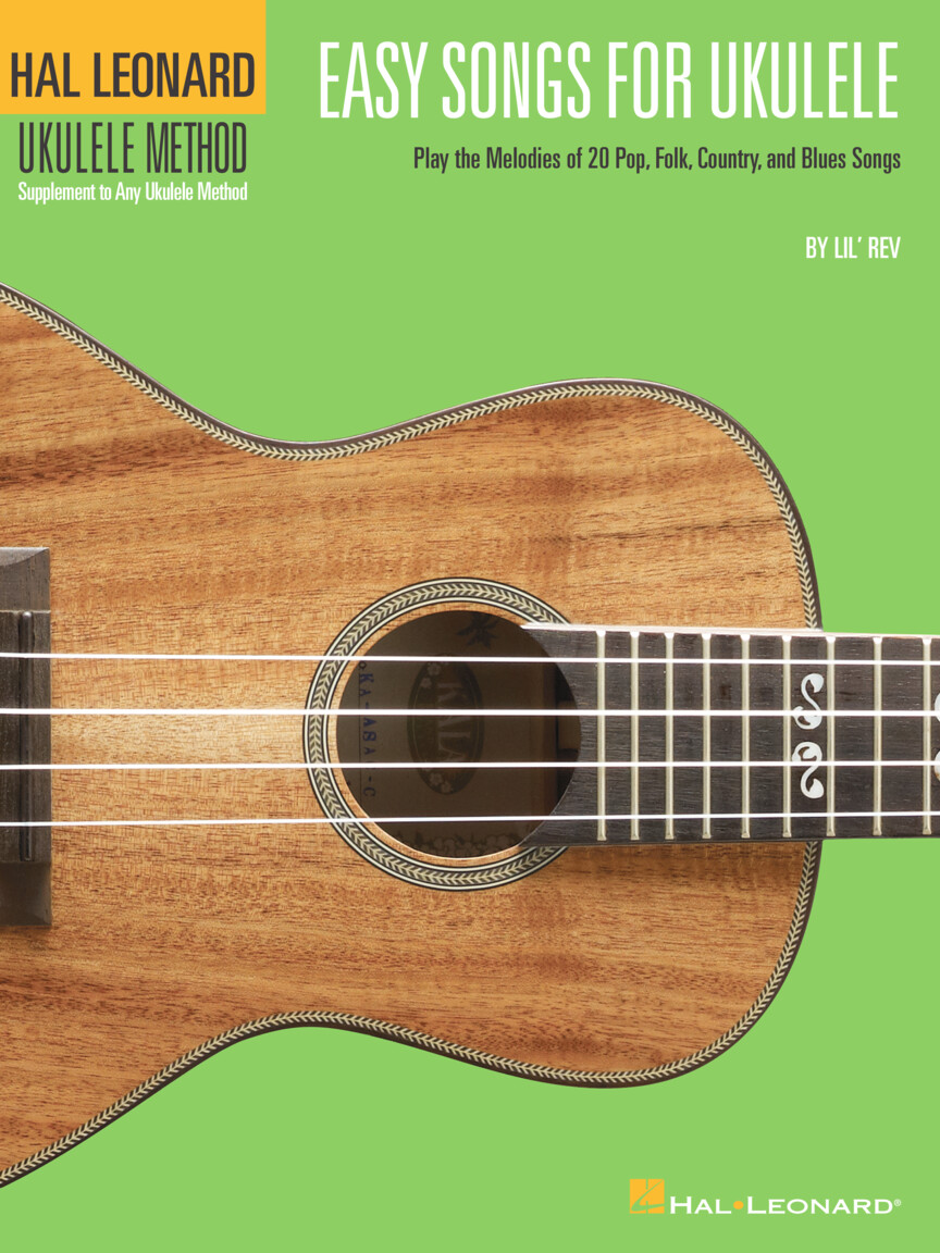 Product Cover for Easy Songs for Ukulele