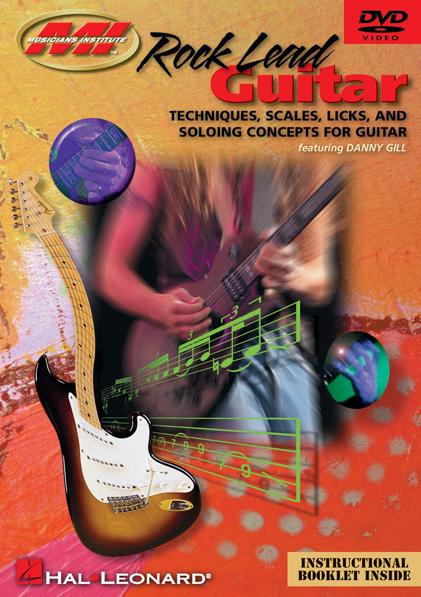 Product Cover for Rock Lead Guitar