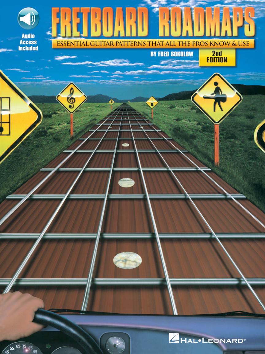 Product Cover for Fretboard Roadmaps – 2nd Edition