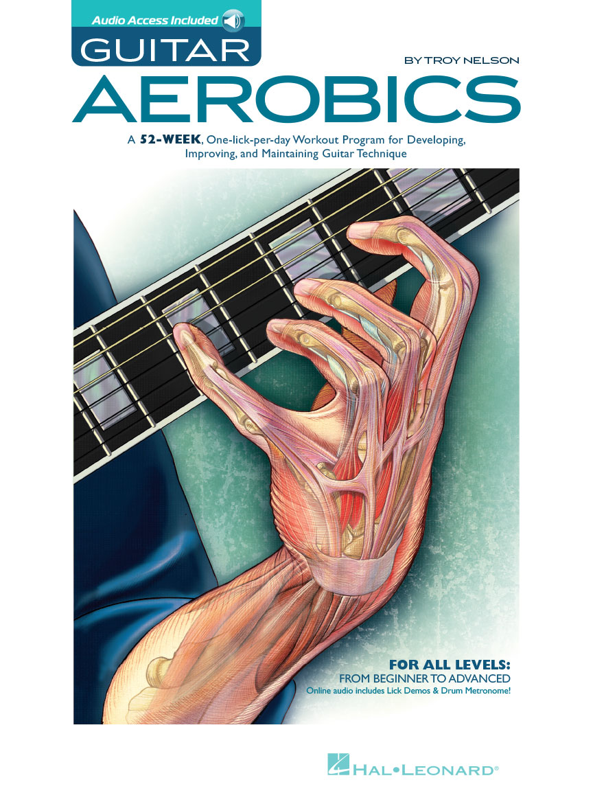 Product Cover for Guitar Aerobics