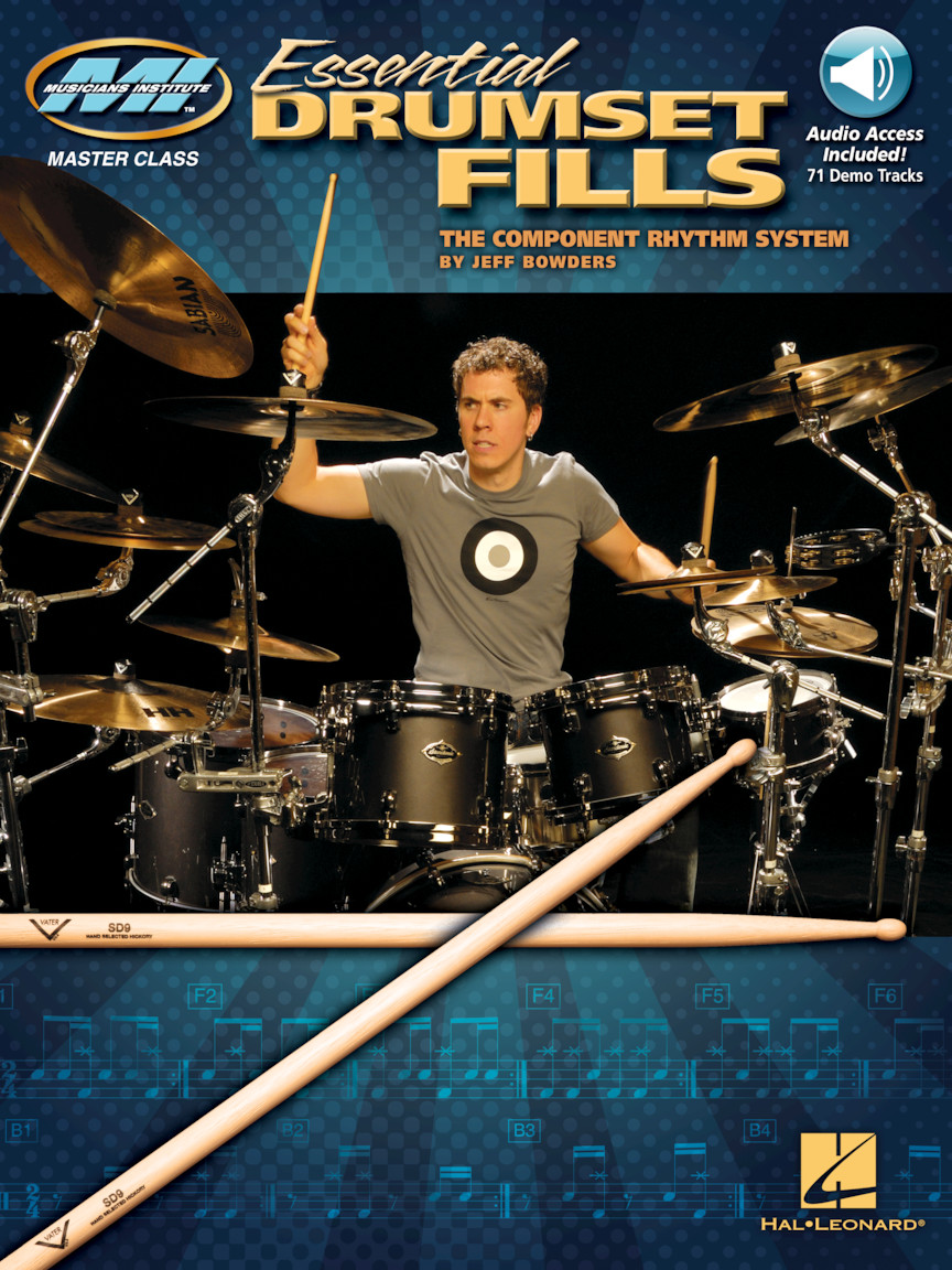 Product Cover for Essential Drumset Fills