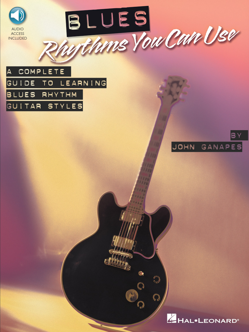 Product Cover for Blues Rhythms You Can Use