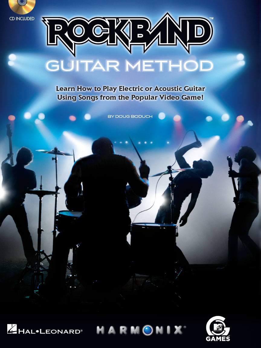 Product Cover for Rock Band Guitar Method