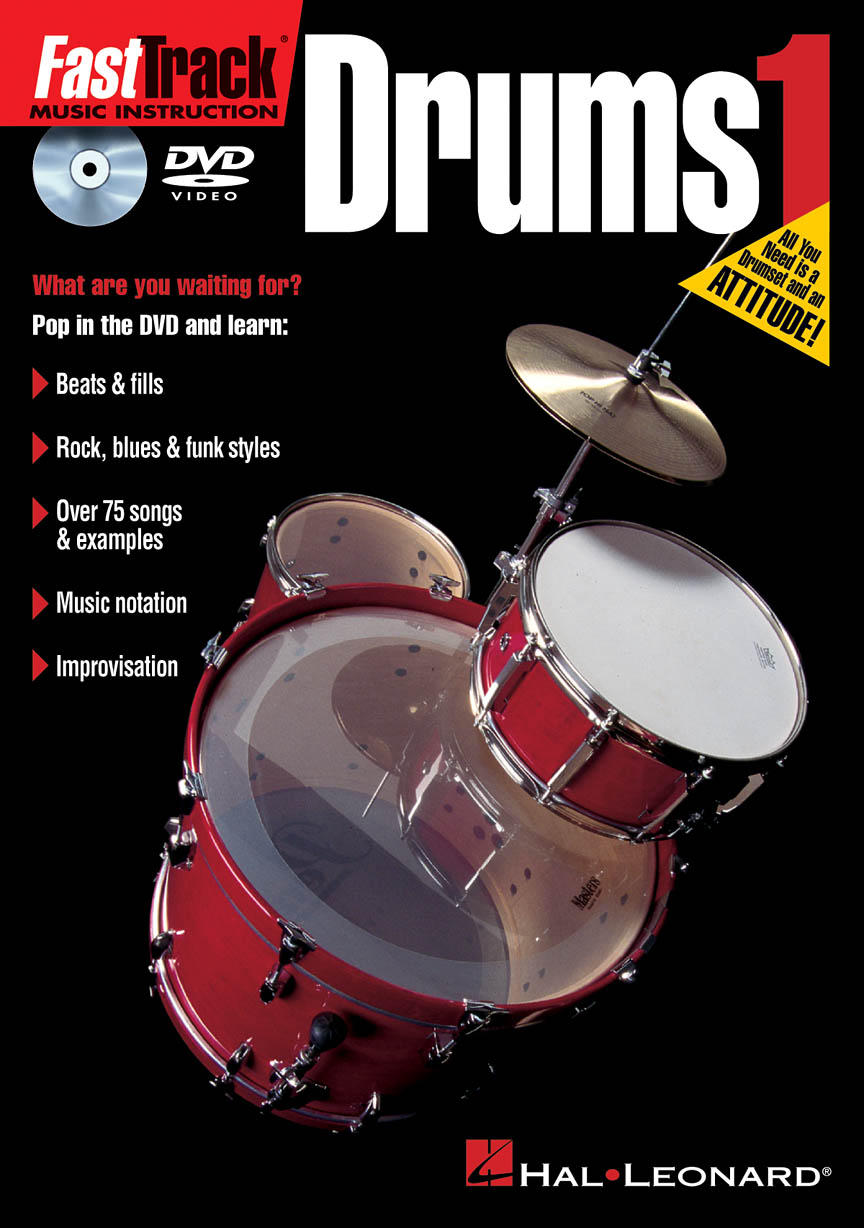 Product Cover for FastTrack Drums Method 1
