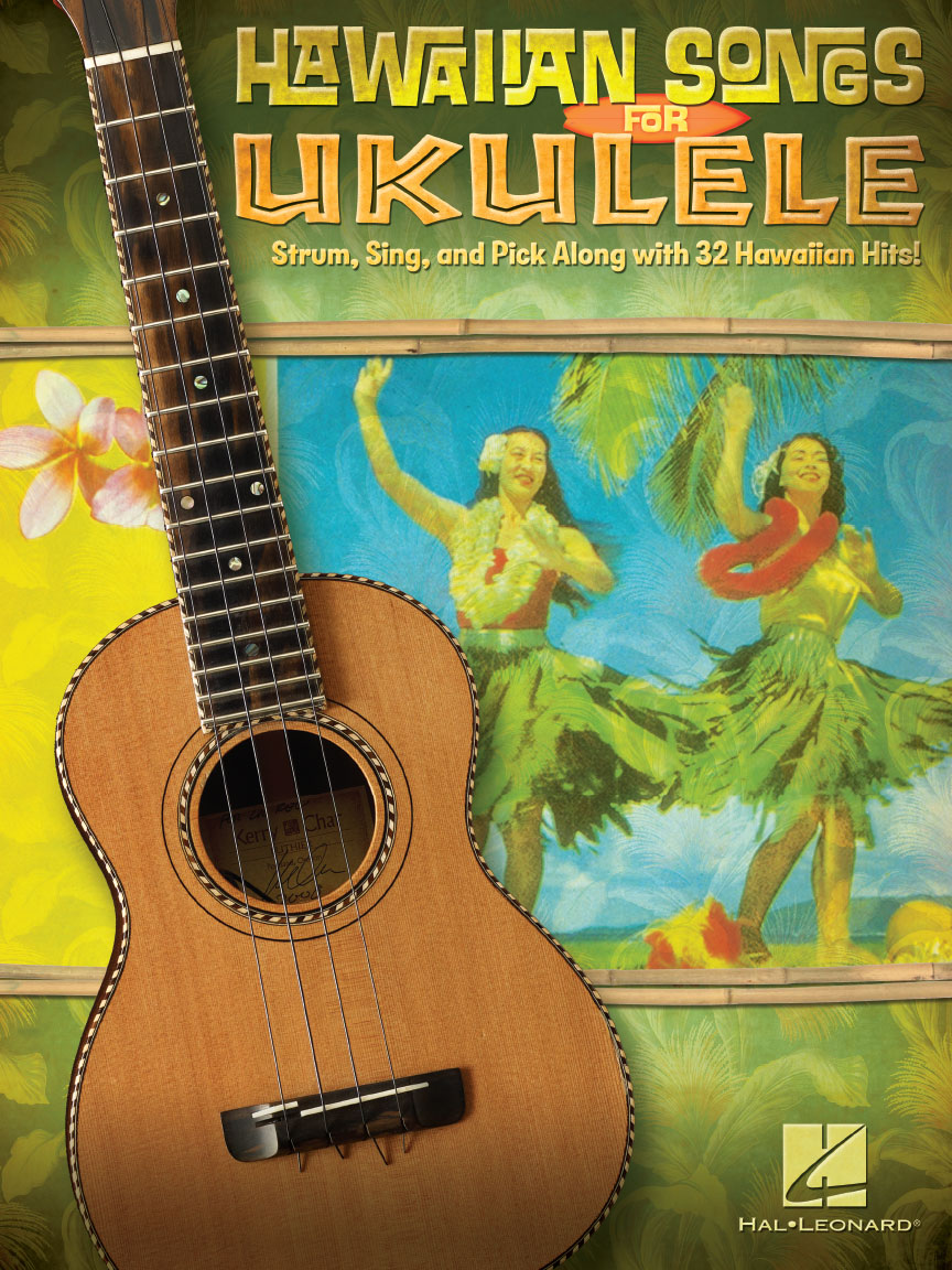 Product Cover for Hawaiian Songs for Ukulele