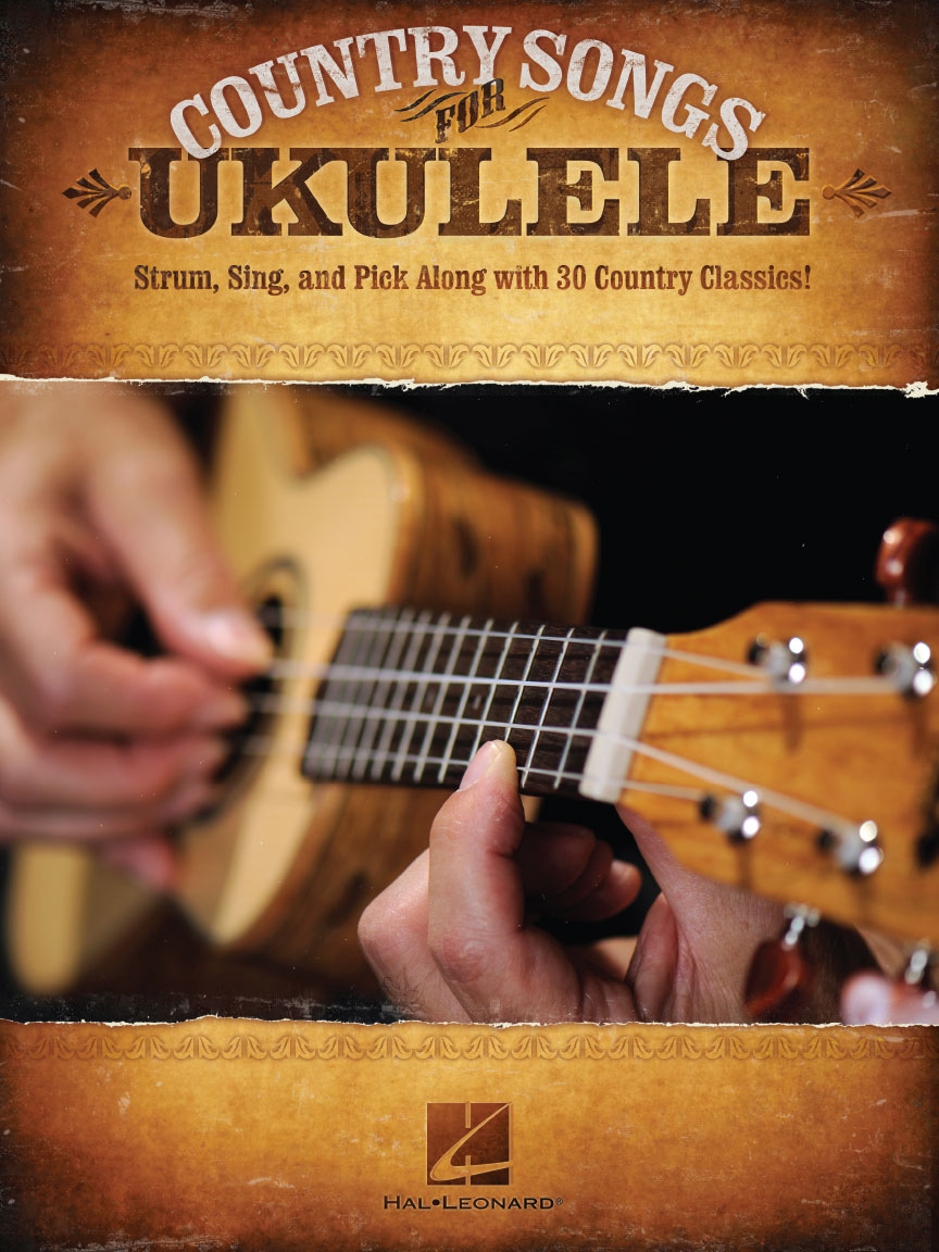 Product Cover for Country Songs for Ukulele