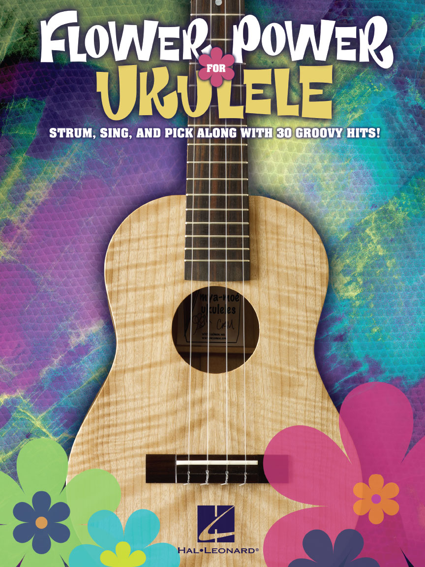 Product Cover for Flower Power for Ukulele