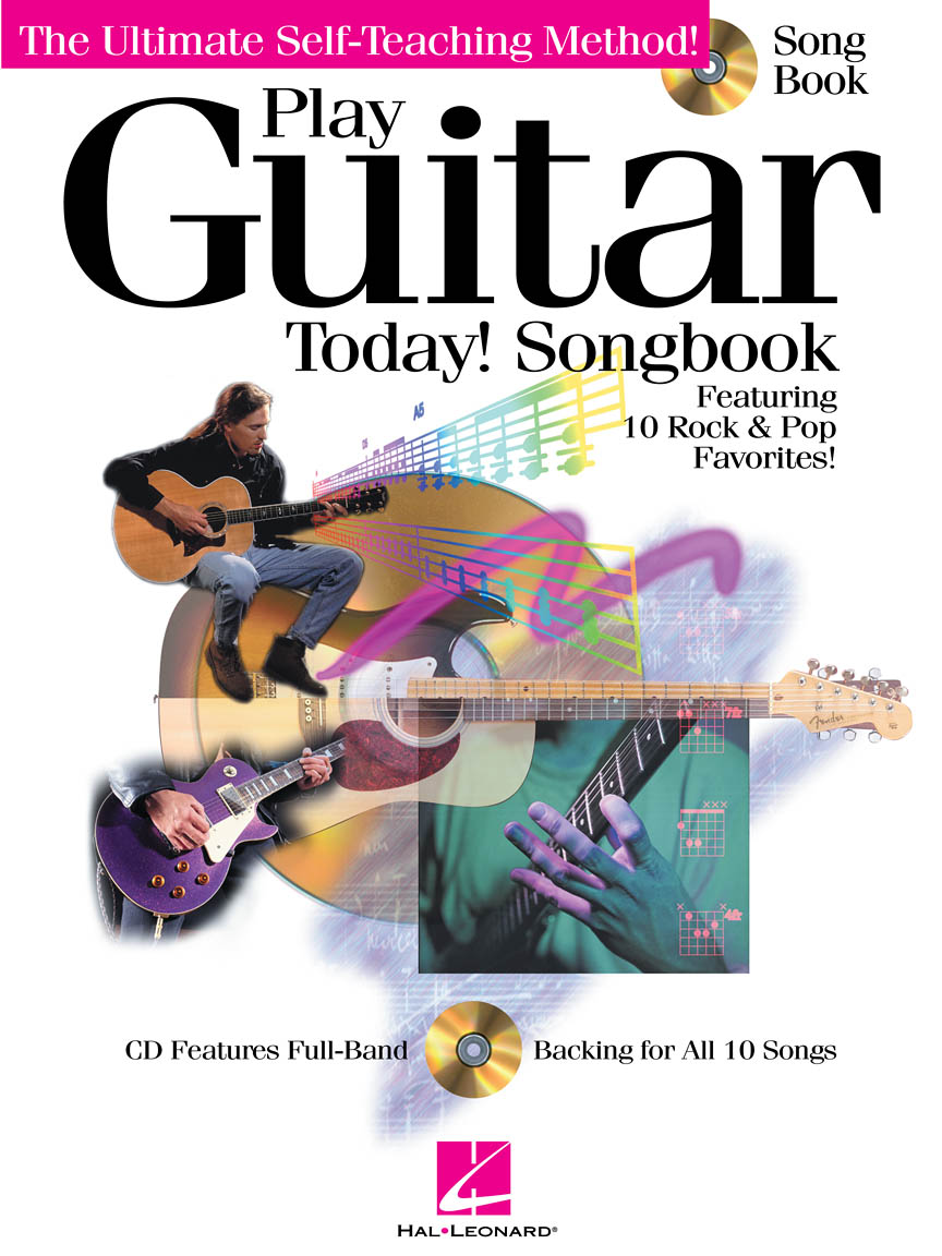 Product Cover for Play Guitar Today! Songbook