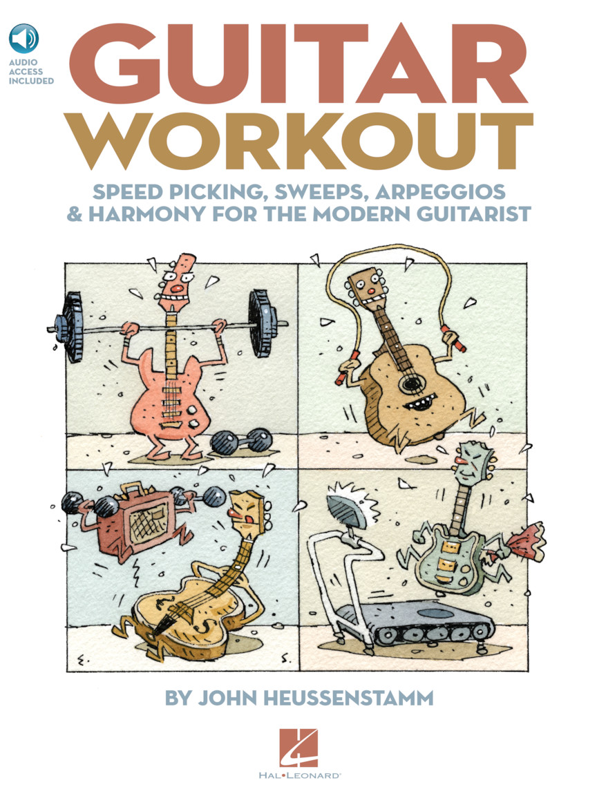 Product Cover for Guitar Workout